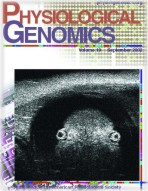 Cover of Physiological Genomics - click to enlarge